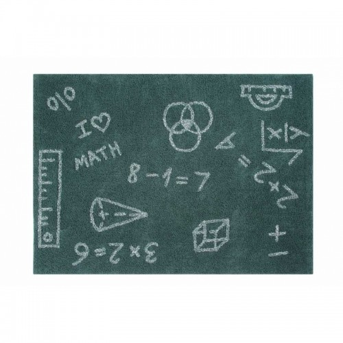 I Love Math skalbiamas kilimas