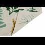 Alfomrba Lavable Botanic Plants Washable Rug (FOR RUGS)