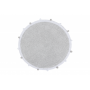 Bubbly Light Grey Washable Rug (FOR RUGS)