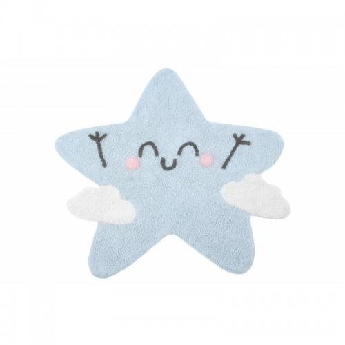 Happy Star Washable Rug