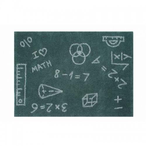 I Love Math Washable Rug