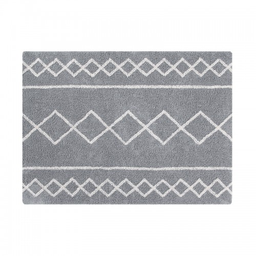 Oasis Natural - Grey Washable Rug
